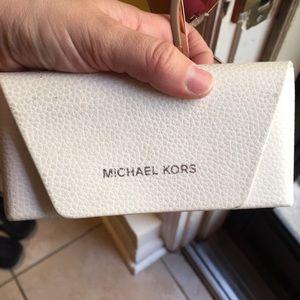 Michael Kors Accessories - Michael Kors rose gold aviators